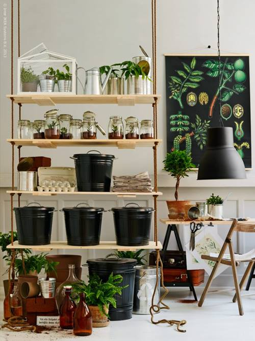 Tendencia jungla urbana ¡el ultimo grito en diseño interior! 2