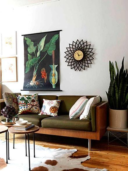 Tendencia jungla urbana ¡el ultimo grito en diseño interior! 3
