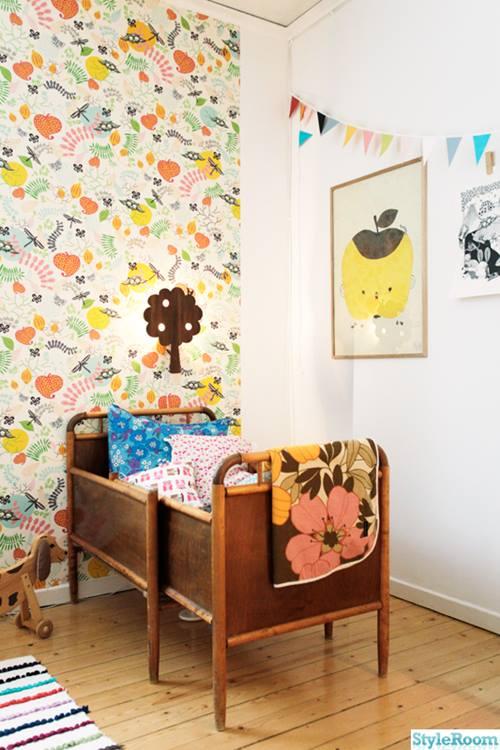 Papel pintado vintage con diseños que enamoran...9