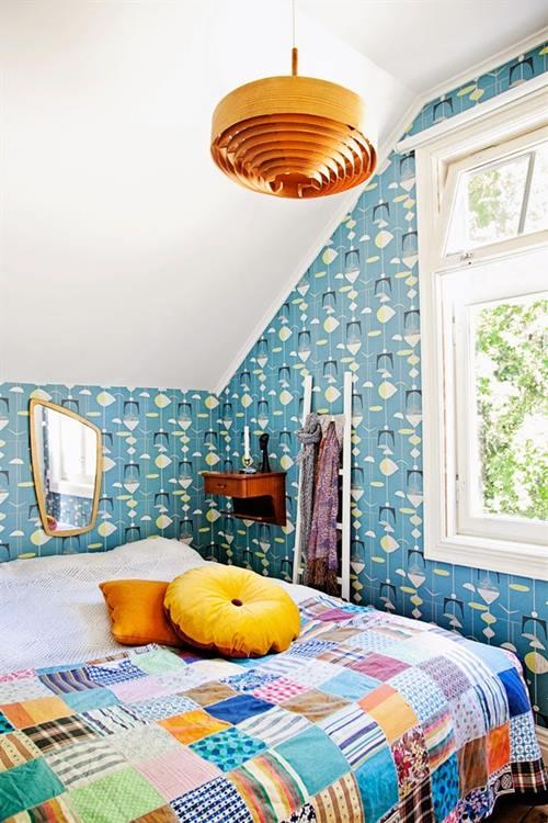 Casas con encanto decoración vintage con un punto bohemio 6