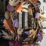 5 manualidades fáciles para decoración de otoño 1a