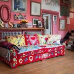Casas con encanto: crazy vintage en esta casa familiar en Dorset