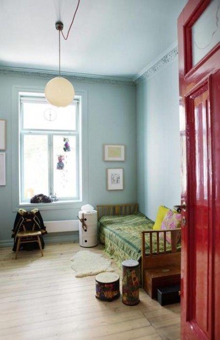 Casas con encanto un hogar donde el color todo lo puede  5