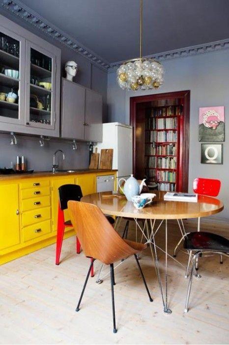 Casas con encanto un hogar donde el color todo lo puede  9