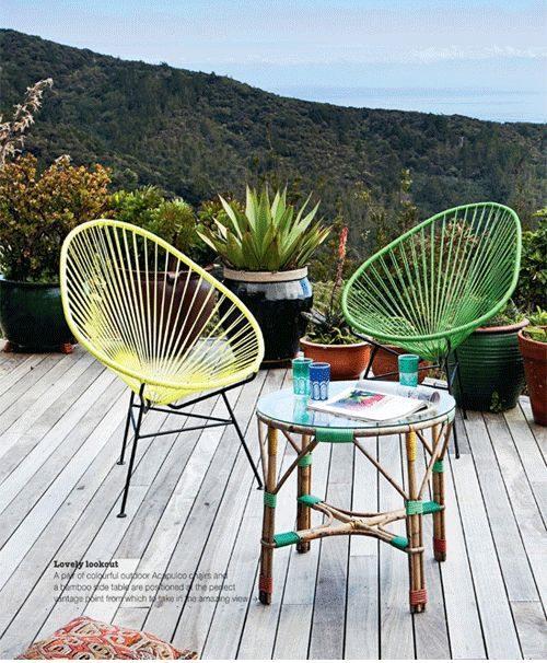 Silla Acapulco, de México a la eternidad en muebles de diseño 6