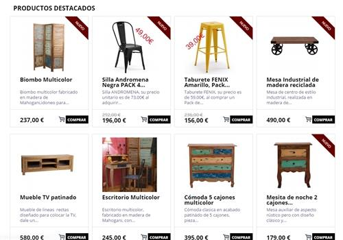 Tiendas de decoración singulares Homethings, online y en Gijón 5