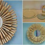 10 manualidades con pinzas de madera para decorar tu casa 13