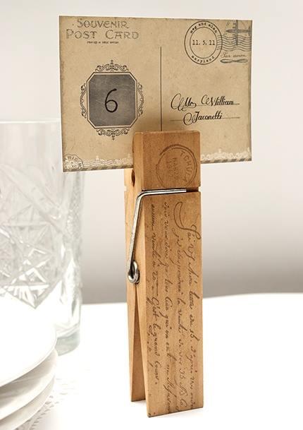 10 manualidades con pinzas de madera para decorar tu casa 2