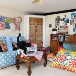Casas con encanto: decoración boho chic sin limitaciones