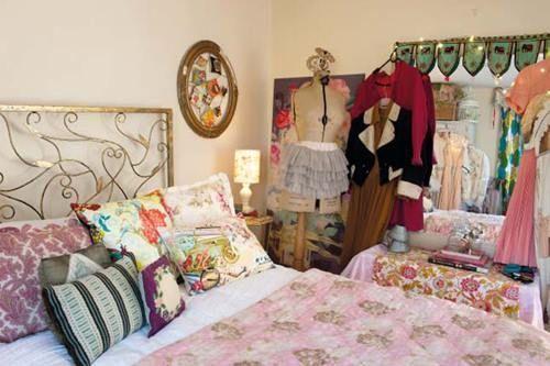 Casas con encanto decoración boho chic sin limitaciones 2