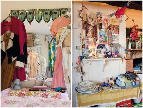 Casas con encanto decoración boho chic sin limitaciones 8