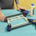DIY cómo hacer soporte para tablet o ipad 5