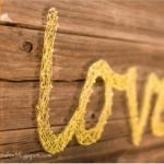 2 ideas para regalar en San Valentín hechas a mano con hilos