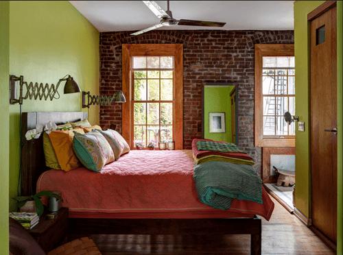 Casas con encanto un apartamento en Nueva York rústico renovado 2