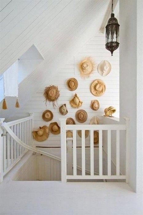 Decorar paredes con colecciones de todo lo que puedas imaginar... 4