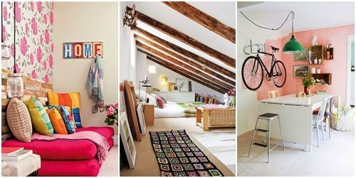 cmo decorar saln dormitorio y comedor con ideas tendencia