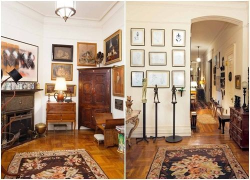 Casas con encanto aquí vivió Lauren Bacall en Nueva York 10