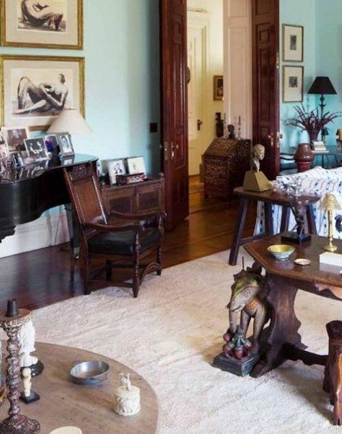Casas con encanto aquí vivió Lauren Bacall en Nueva York 3