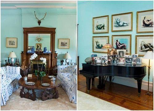 Casas con encanto aquí vivió Lauren Bacall en Nueva York 5
