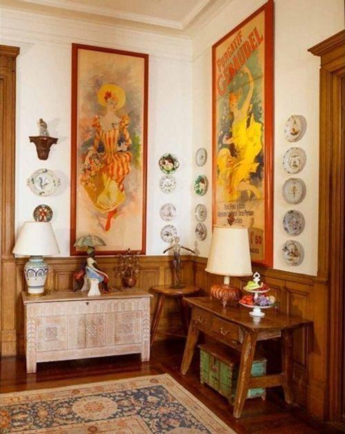 Casas con encanto aquí vivió Lauren Bacall en Nueva York 7