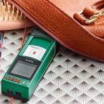 DIY decoración: medidor láser Bosch PLR-15 de bolsillo