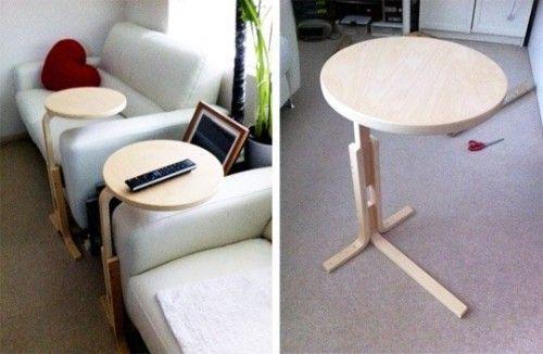 Transformar muebles Ikea ideas para tunear el taburete Frosta 8