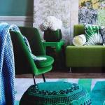 Verde esmeralda para decoración de interiores llena de misterio... 5