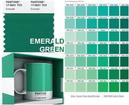 Colores para pintar paredes verde esmeralda decomanitas for Color verde grisaceo para paredes