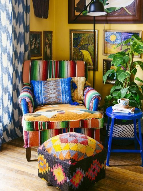 Casas con encanto The New Bohemians by Justina Blakeney 10