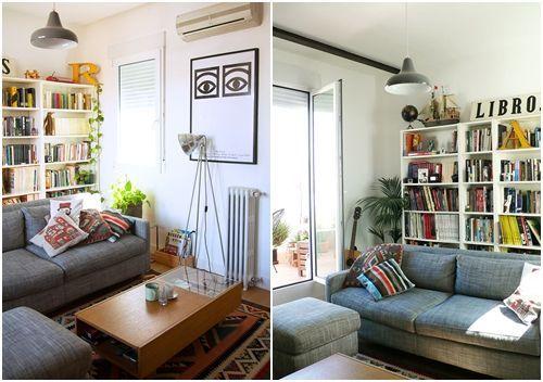 Casas con encanto así es el piso de una ilustradora en Madrid 6