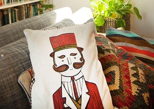 Casas con encanto así es el piso de una ilustradora en Madrid 8