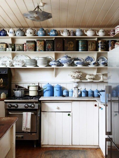 Casas con encanto decoración vintage, arte y coleccionismo 11