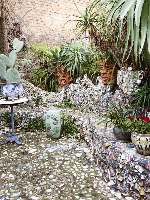 Casas con encanto decoración vintage, arte y coleccionismo 12