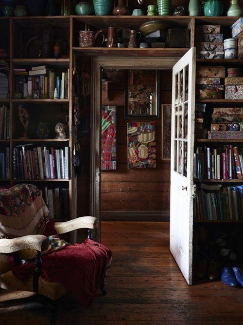 Casas con encanto decoración vintage, arte y coleccionismo 3