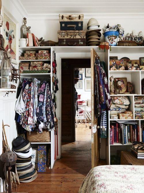 Casas con encanto decoración vintage, arte y coleccionismo 6