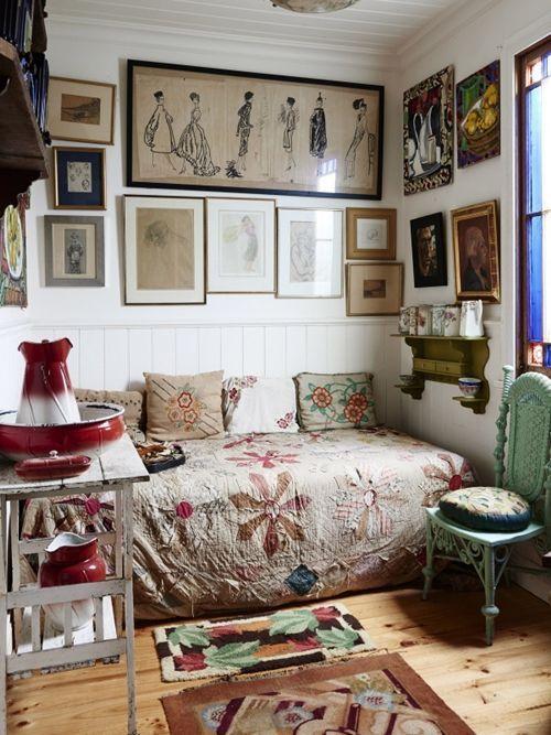 Casas con encanto el refugio de un coleccionista de - Refugios con encanto ...
