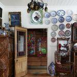Casas con encanto decoración vintage, arte y coleccionismo 9