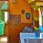 Casas con encanto imaginas vivir en una caravana así... 5