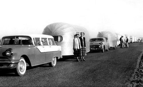 Casas con encanto imaginas vivir en una caravana así... 8