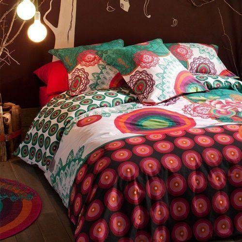 Desigual, ropa de cama a todo color de inspiración boho chic 1