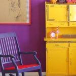 20 ideas para pintar muebles de madera antiguos a todo color