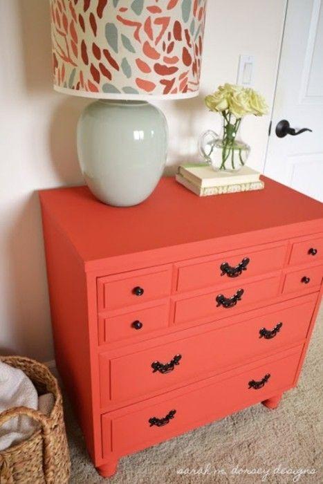 20 ideas para pintar muebles de madera antiguos a todo - Muebles en crudo para pintar ...
