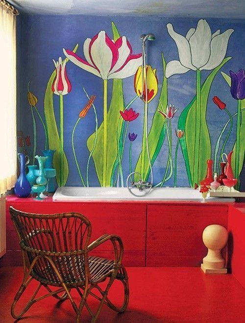 Casas con encanto la casa de los tulipanes en Amberes3