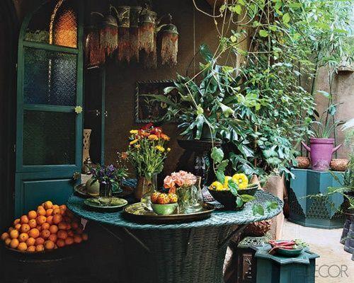 Casas con encanto un riad de las mil y una noches en Marruecos 8