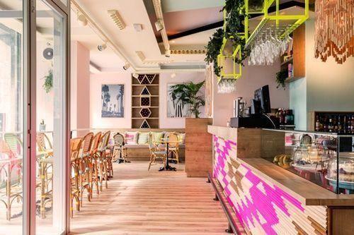 Sitios con encanto en Madrid Wanda, el café más optimista 2