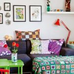 Casas con encanto: un rincón Flower Power en Copenhague