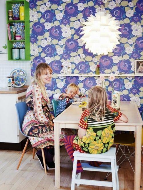 Casas con encanto un rincón Flower Power en Copenhague 7