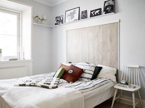 Cabeceros de cama originales estos 10 DIY te sorprenderán...! 12
