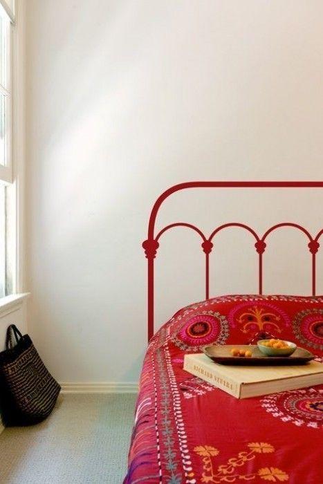 Cabeceros de cama originales estos 10 DIY te sorprenderán...! 8