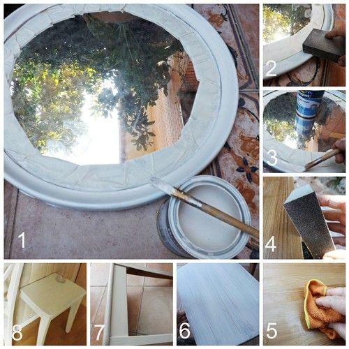 Reciclar muebles con otro uso reciclaje creativo de una vieja silla 17